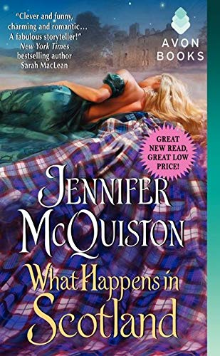 9780062231291: What Happens in Scotland (Second Sons)