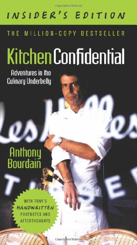9780062231376: Kitchen Confidential: Adventures in the Culinary Underbelly, Insider's Edition