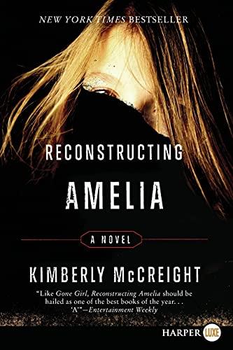 9780062231390: Reconstructing Amelia: A Novel