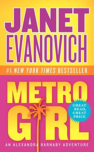 9780062232557: Metro Girl Low Price Ed