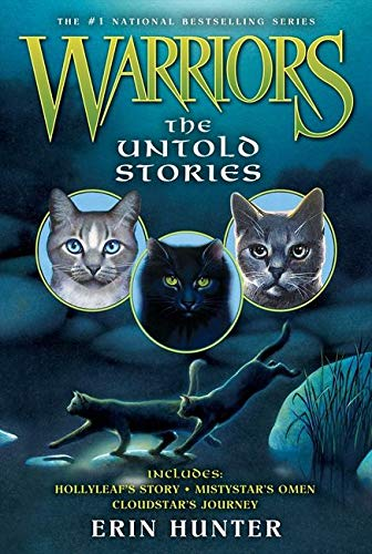 9780062232922: Warriors: The Untold Stories