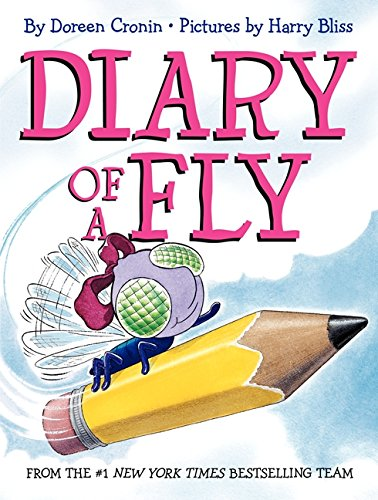 9780062232984: Diary of a Fly