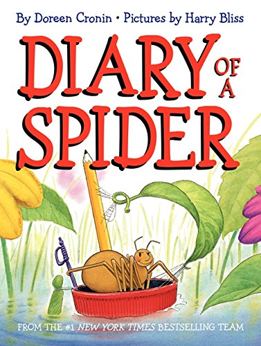9780062233004: Diary of a Spider