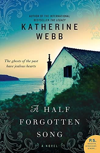 9780062234469: A Half Forgotten Song: A Novel (P.S.)