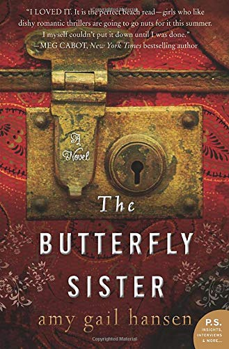9780062234629: The Butterfly Sister: A Novel (P.S.)
