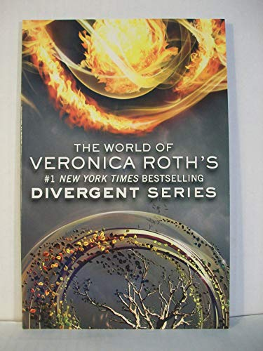 9780062234919: The World of Veronica Roth's #1 New York Time Bestselling Divergent Series (Divergent)