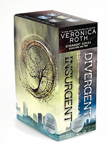 9780062234926: Divergent Series Box Set