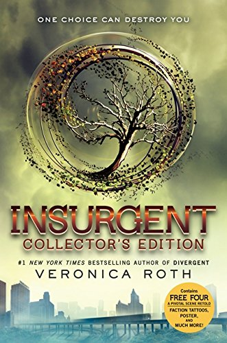 INSURGENT Collector's Edition: Veronica Roth