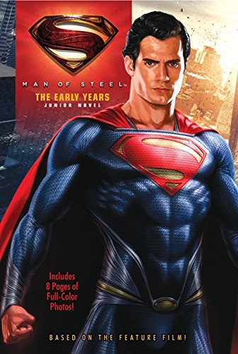 9780062236043: Man of Steel: The Early Years: Junior Novel
