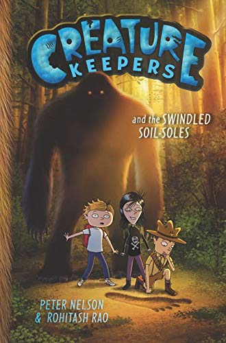 9780062236456: Creature Keepers and the Swindled Soil-Soles