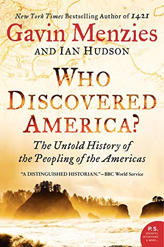 9780062236784: Who Discovered America?: The Untold History of the Peopling of the Americas