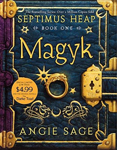 9780062236920: Magyk (Septimus Heap, Book 1)