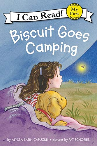 9780062236944: Biscuit Goes Camping (I Can Read Books: My First Shared Reading)
