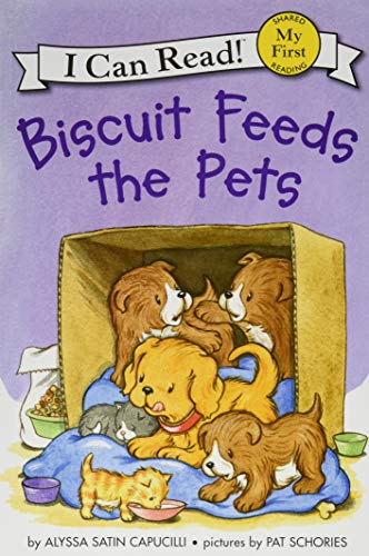 9780062236968: Biscuit Feeds the Pets (My First I Can Read)