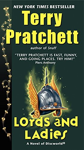 9780062237392: Lords and Ladies (Discworld)
