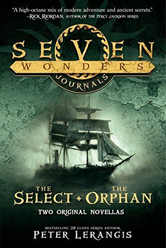 9780062238917: Seven Wonders Journals: The Select and The Orphan