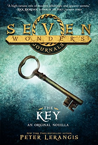 9780062238924: Seven Wonders Journals: The Key