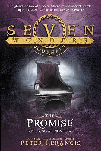 Seven Wonders Journals: The Promise (Paperback): Peter Lerangis