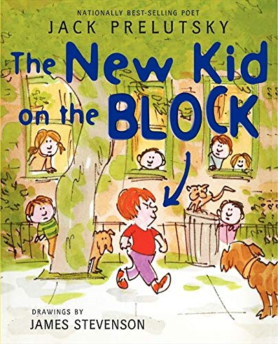 The New Kid on the Block: Prelutsky, Jack