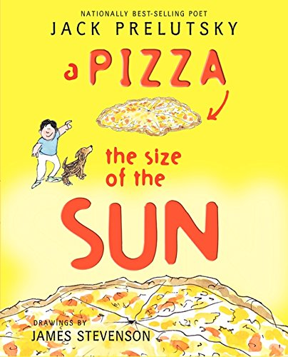 9780062239518: A Pizza the Size of the Sun