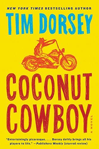 9780062240057: Coconut Cowboy (Serge Storms)