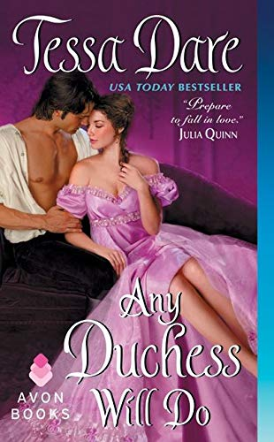 9780062240125: Any Duchess Will Do (Spindle Cove)