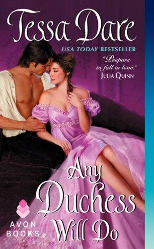 9780062240125: Any Duchess Will Do
