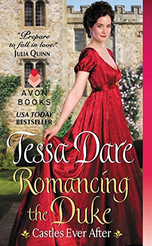 9780062240194: Romancing the Duke: Castles Ever After