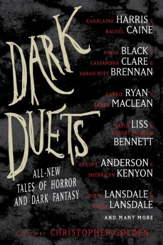 9780062240279: Dark Duets: All-New Tales of Horror and Dark Fantasy