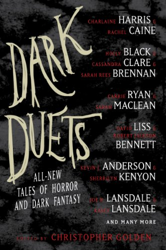 9780062240279: Dark Duets: All-New Tales of Horror and Dark Fantasy