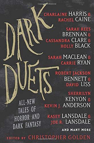 9780062240286: Dark Duets: All-New Tales of Horror and Dark Fantasy