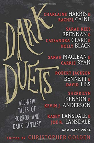 9780062240286: Dark Duets: All-New Tales of Horror and Dark Fantasy