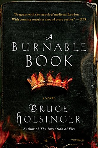 9780062240330: A Burnable Book