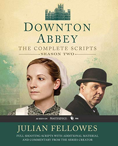 9780062241351: Downton Abbey: The Complete Scripts, Season 2
