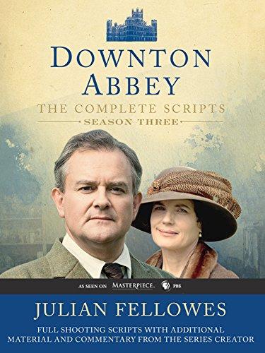 9780062241375: Downton Abbey Script Book Season 3