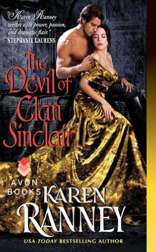 9780062242440: The Devil of Clan Sinclair