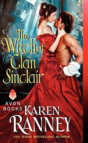 9780062242464: The Witch of Clan Sinclair