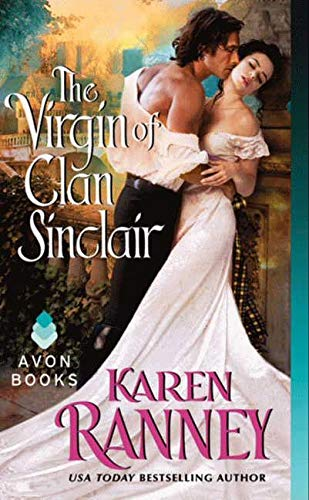 9780062242495: The Virgin of Clan Sinclair