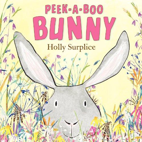 9780062242655: Peek-A-Boo Bunny
