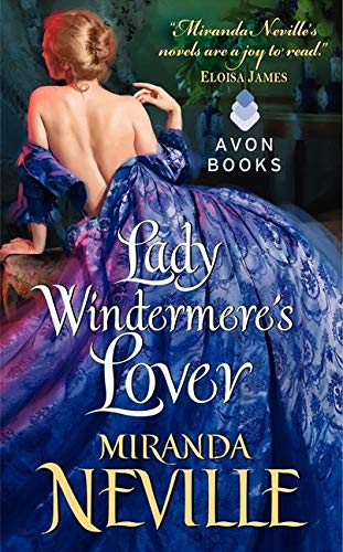 9780062243324: Lady Windermere's Lover (The Wild Quartet)