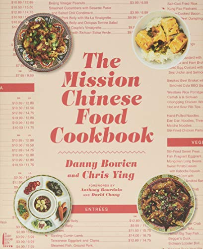 9780062243416: The Mission Chinese Food Cookbook