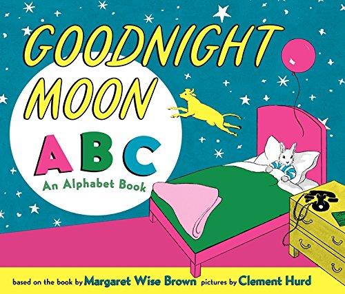 9780062244048: Goodnight Moon ABC Padded Board Book: An Alphabet Book