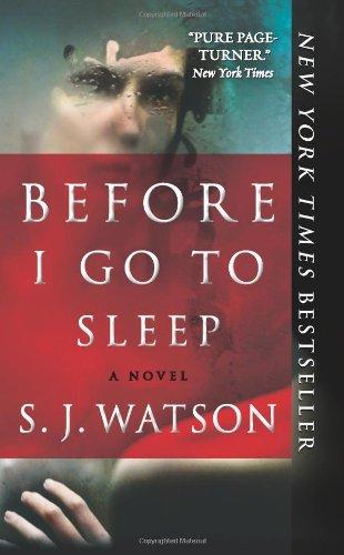 9780062244543: Before I Go To Sleep: A Novel