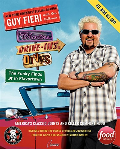 9780062244659: Diners, Drive-Ins, and Dives: The Funky Finds in Flavortown: America's Classic Joints and Killer Comfort Food