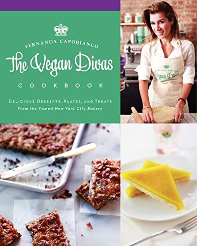 9780062244833: The Vegan Divas Cookbook: Delicious Desserts, Plates, and Treats from the Famed New York City Bakery