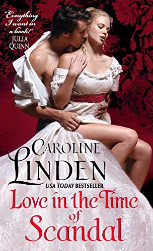9780062244925: Love in the Time of Scandal