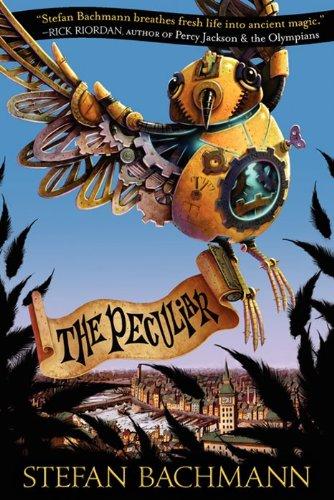 9780062245014: The Peculiar