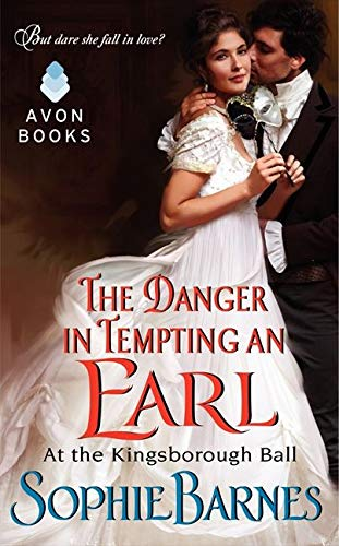 9780062245182: The Danger in Tempting an Earl: At the Kingsborough Ball
