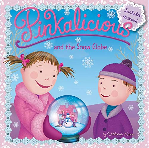 9780062245885: Pinkalicious and the Snow Globe