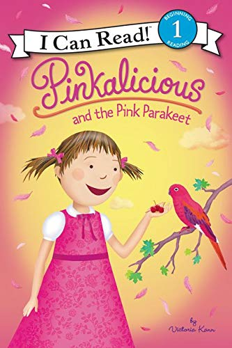 9780062245977: Pinkalicious and the Pink Parakeet (I Can Read Book 1)